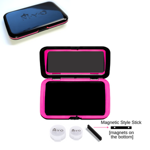 Makeup·Your·Own Cosmetic Case Starter Kit [Black Case]