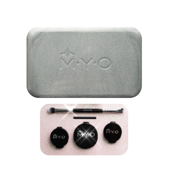 M·Y·O Everyday Kit™ Glitter Glam Case LIMITED EDITION
