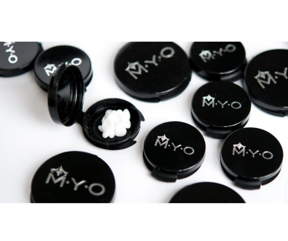 M·Y·O Makeup Pods: Sets of 3 (the original)