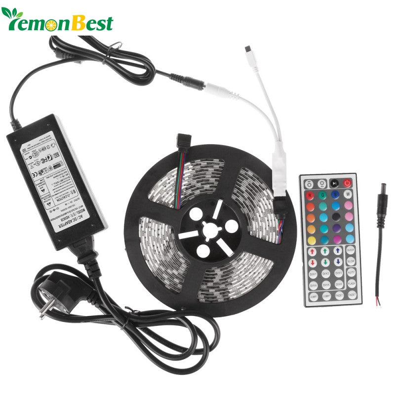 5M RGB LED Light Strip