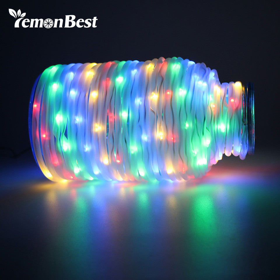 Waterproof LED Remote Control String Lights