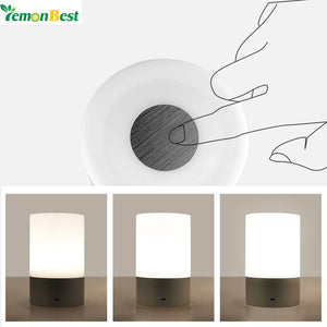 Cylinder RGB Touch Control Night Light
