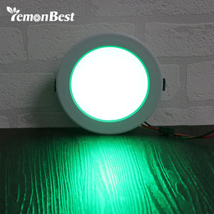 RGB Circle LED Light Panel