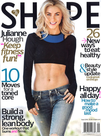 Shape Magazine - Julianne Hough - Full Story
