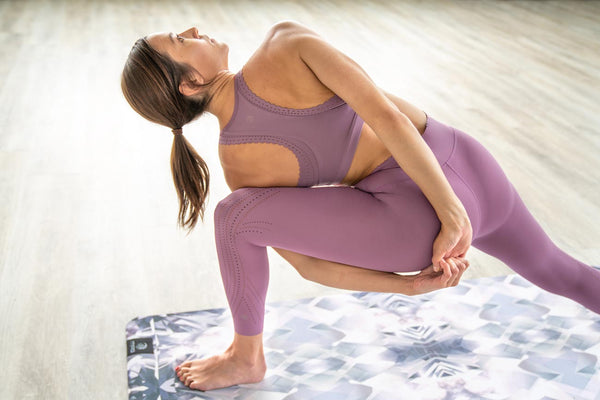 5 Yoga Poses to Release Tension