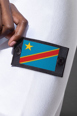 Democratic Republic Of The Congo Patch