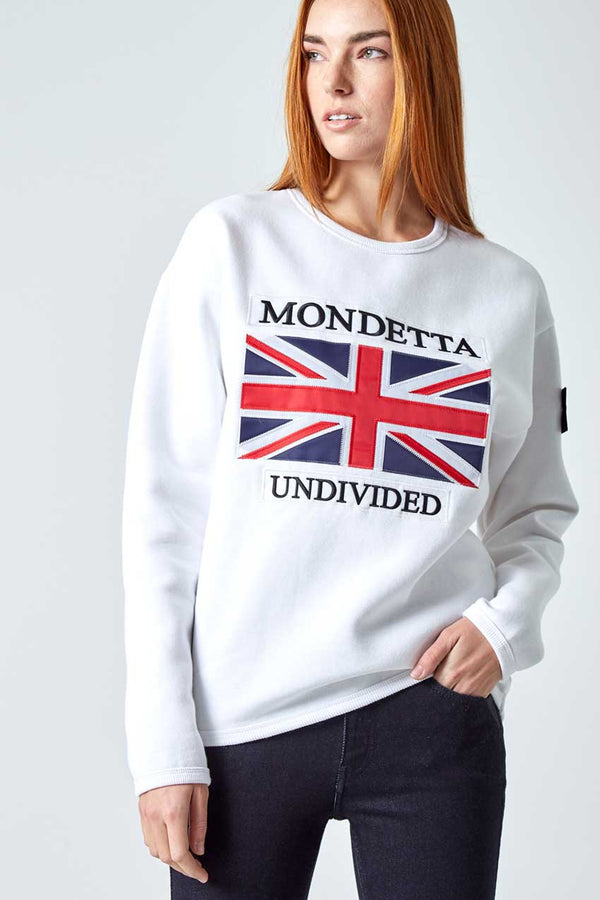 Unity Women's Modern Fit Sweatshirt - Great Britain (UK)