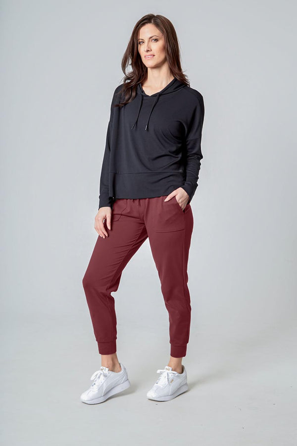 Women's Everyday Jogger - Catawba Red