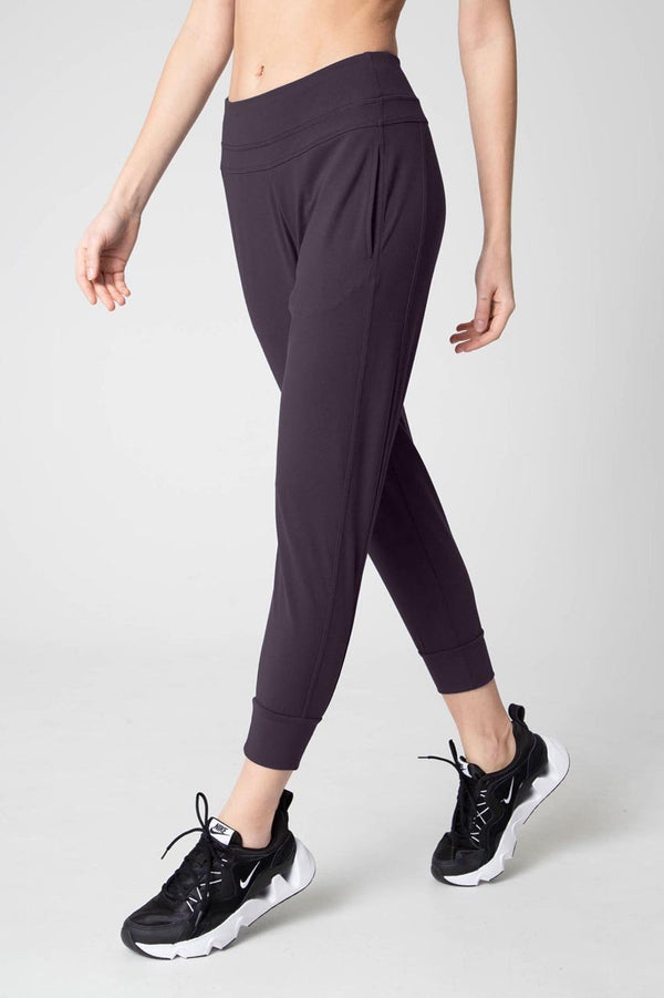 Active Jogger - Purple Charcoal