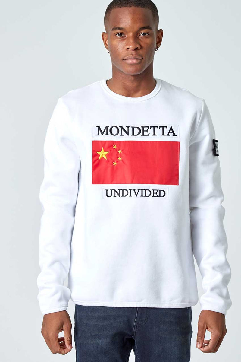 Homage Classic Fit Sweatshirt - China