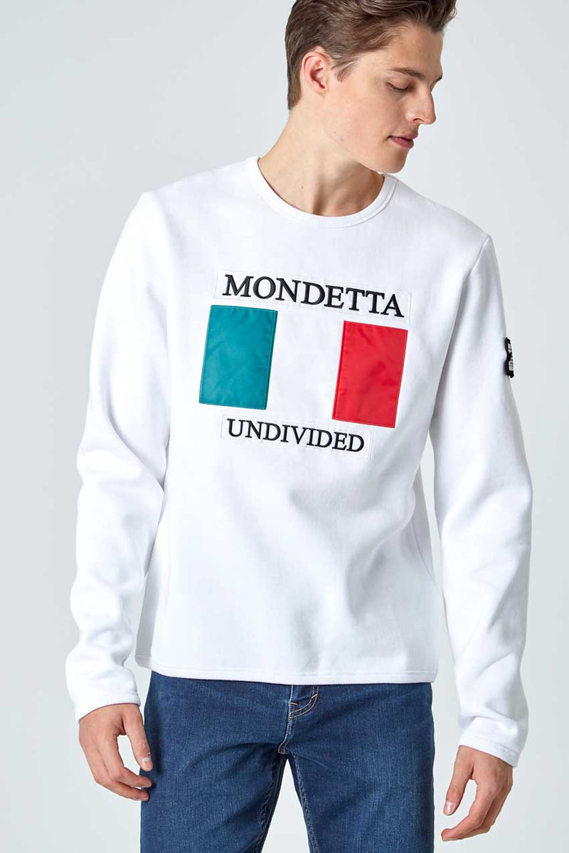 Homage Classic Fit Sweatshirt - Italy