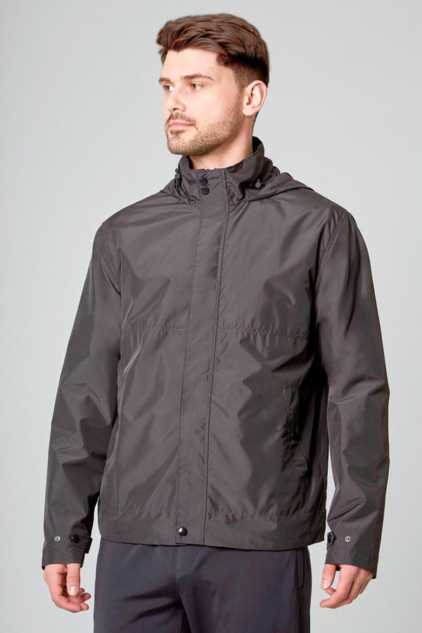 Men's Recycled Commuter Jacket - Black