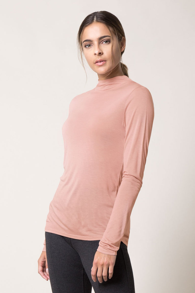 Juno Performance Cashmere Long Sleeve