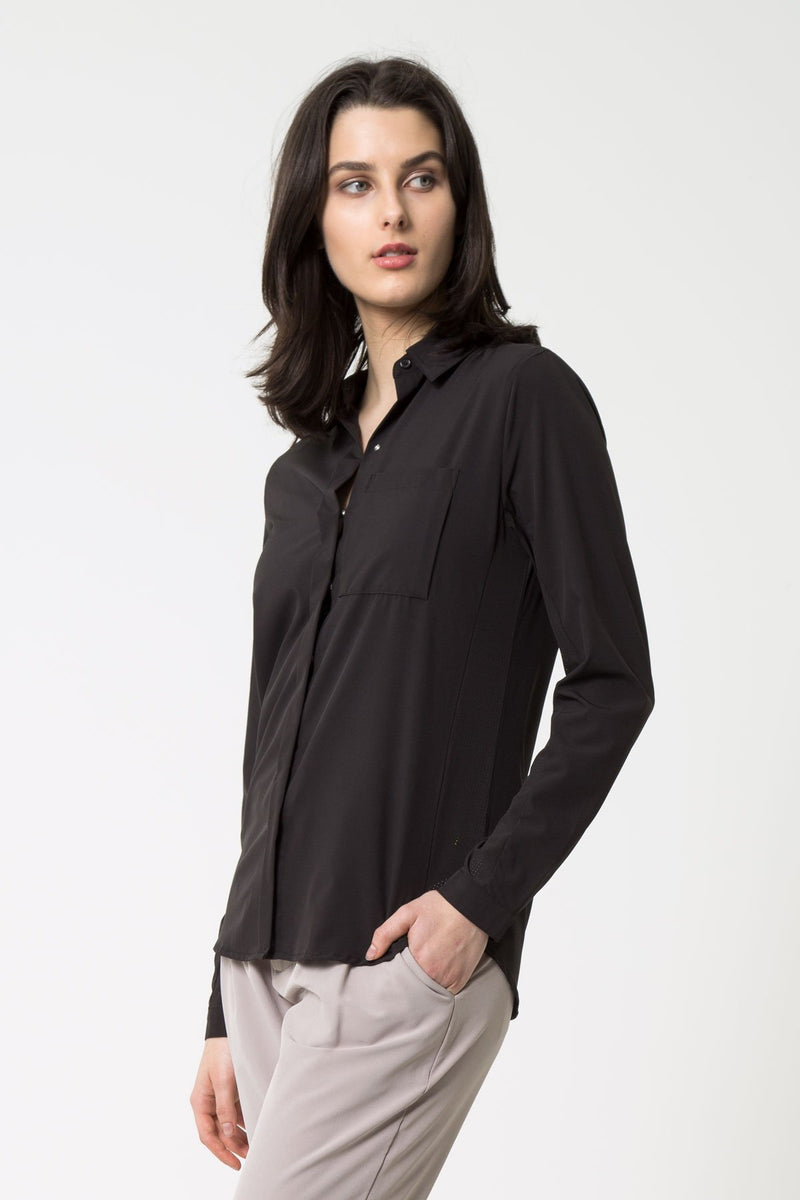 Milano Technical Dress Shirt