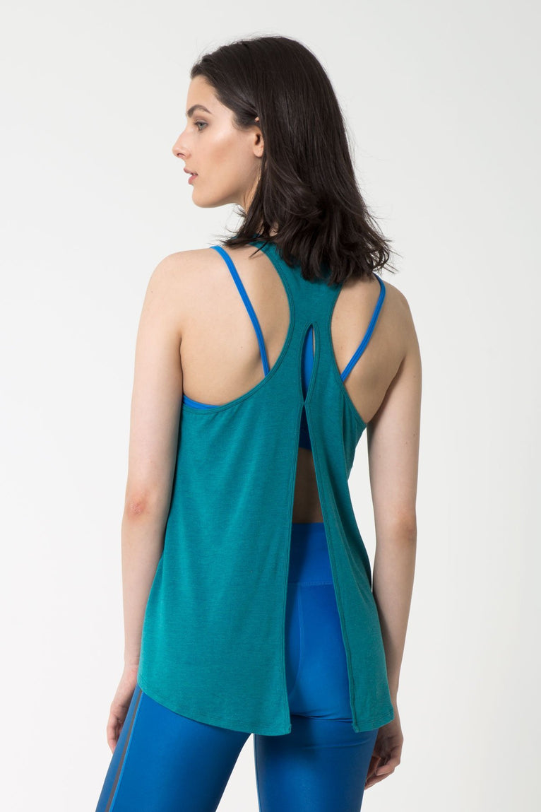 Botanica Open Back Tank