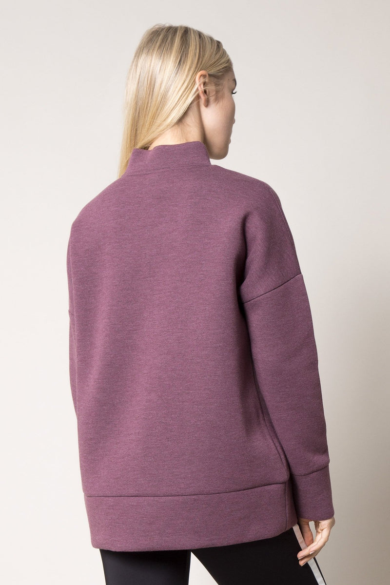 Lounge Oversized Engineered Fleece Sweatshirt