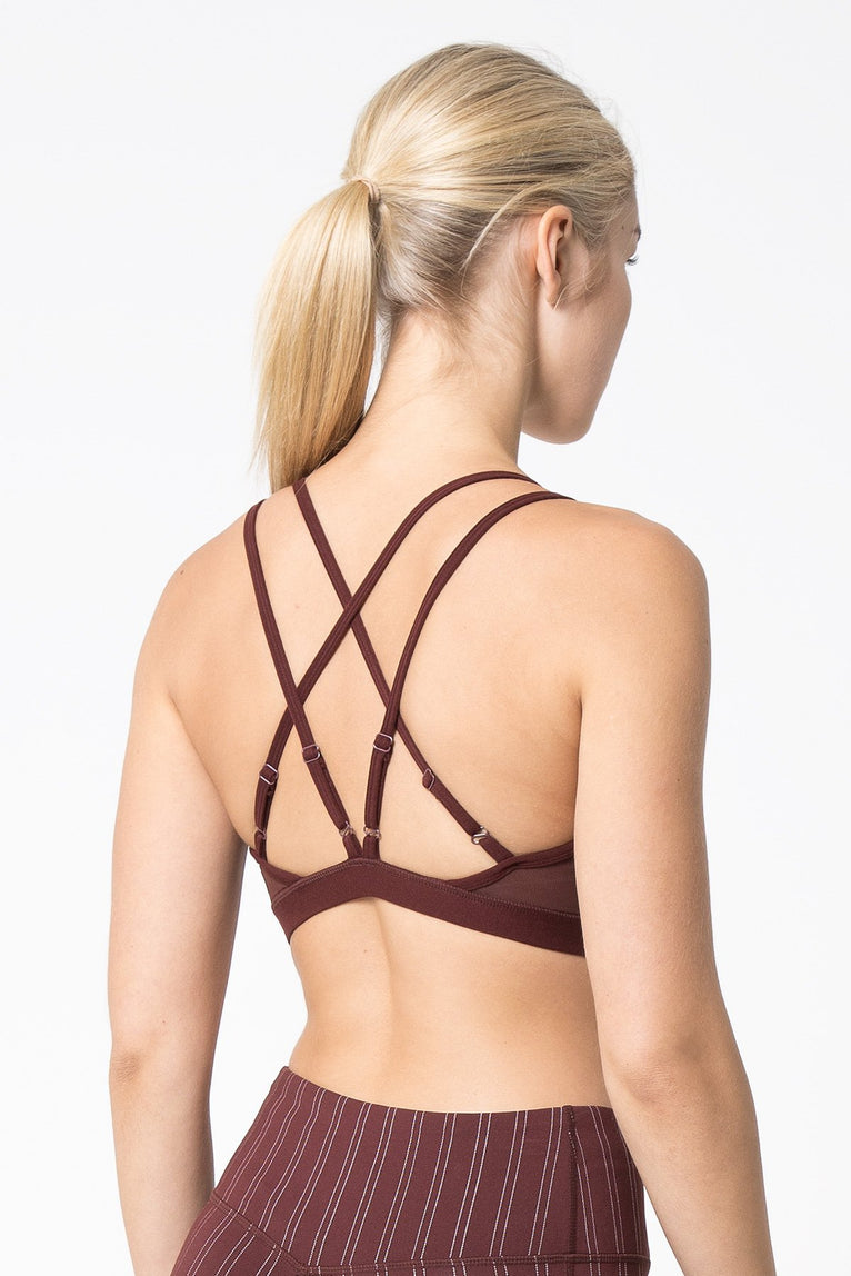 Adore Strappy Light Support Bra