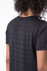 Eden 3.0 Houndstooth Run Tee