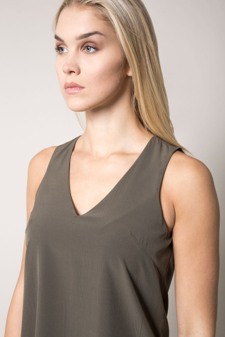 Encore V-Neck Top