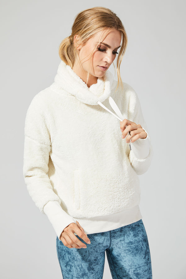 Back Country High Collar Sweatshirt