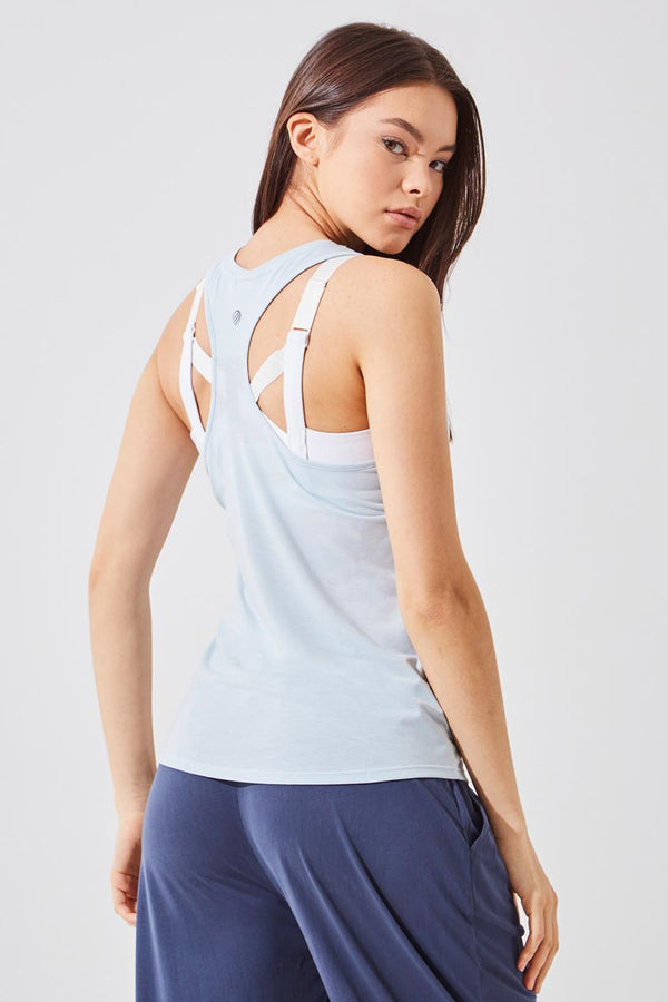 Bounce Recycled Polyester Tank Top