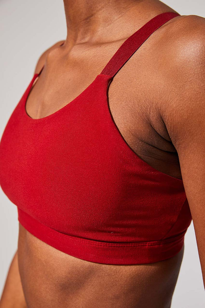 Advance Recycled Polyester Medium Support Bra