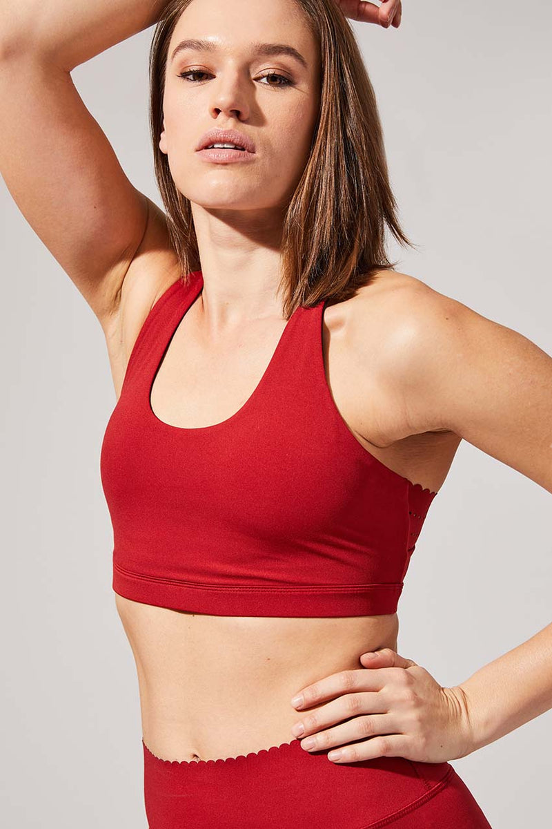 Exhilarate Recycled Polyester Medium Support Bra