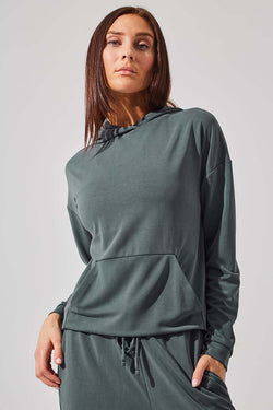 Coast Natural Modal Hooded Sweatshirt
