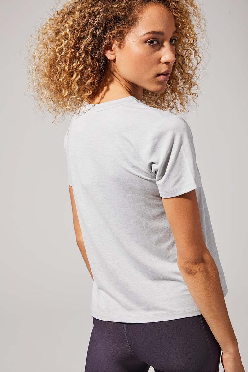 Kickoff Recycled Polyester Tee