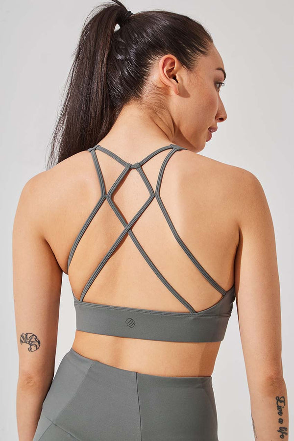 Mantra Recycled Nylon Light Support Bra
