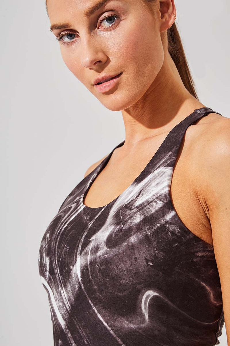 Crave Recycled Polyester Medium Support Bra Top
