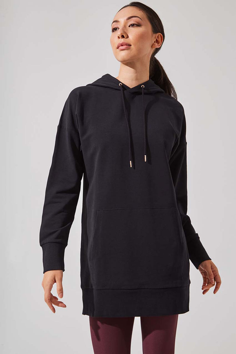 Journey French Terry Oversized Hoodie