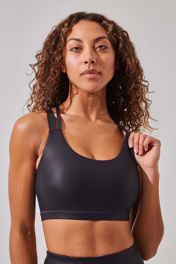 Valor Recycled Polyester Medium Support Sports Bra