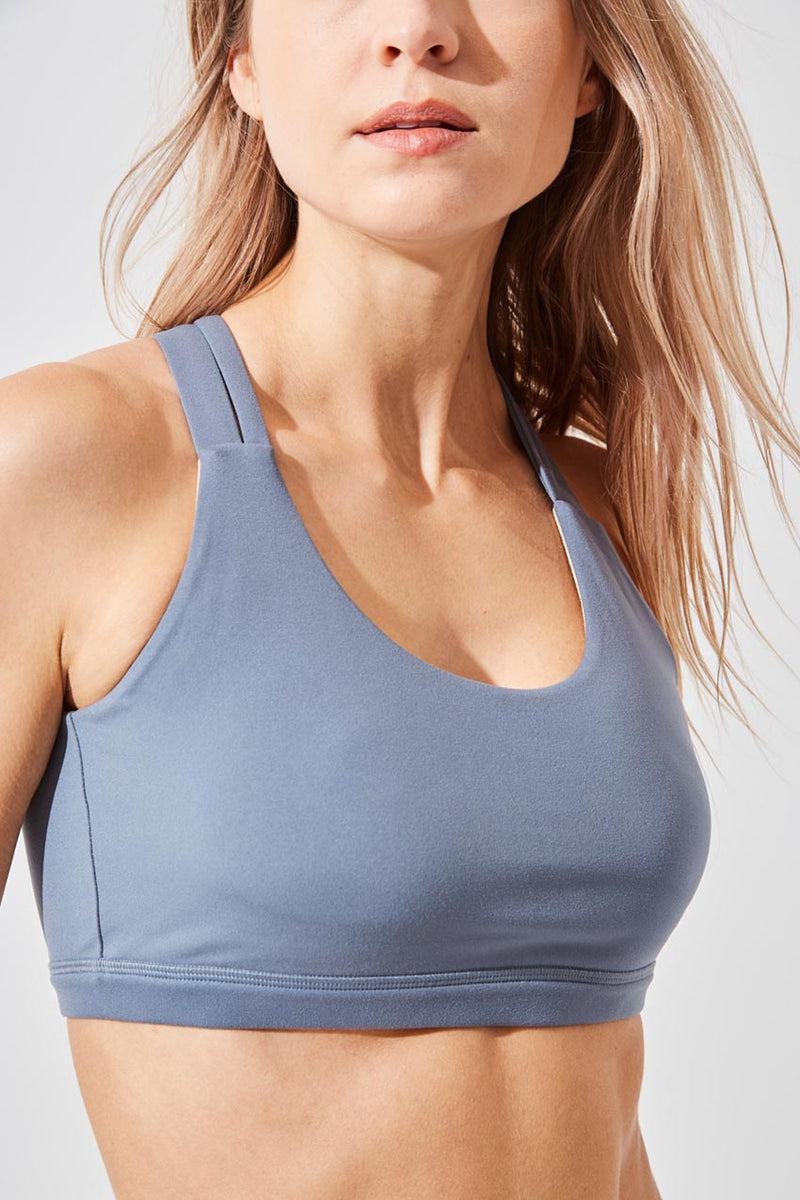 Valor Recycled Polyester Medium Support Bra
