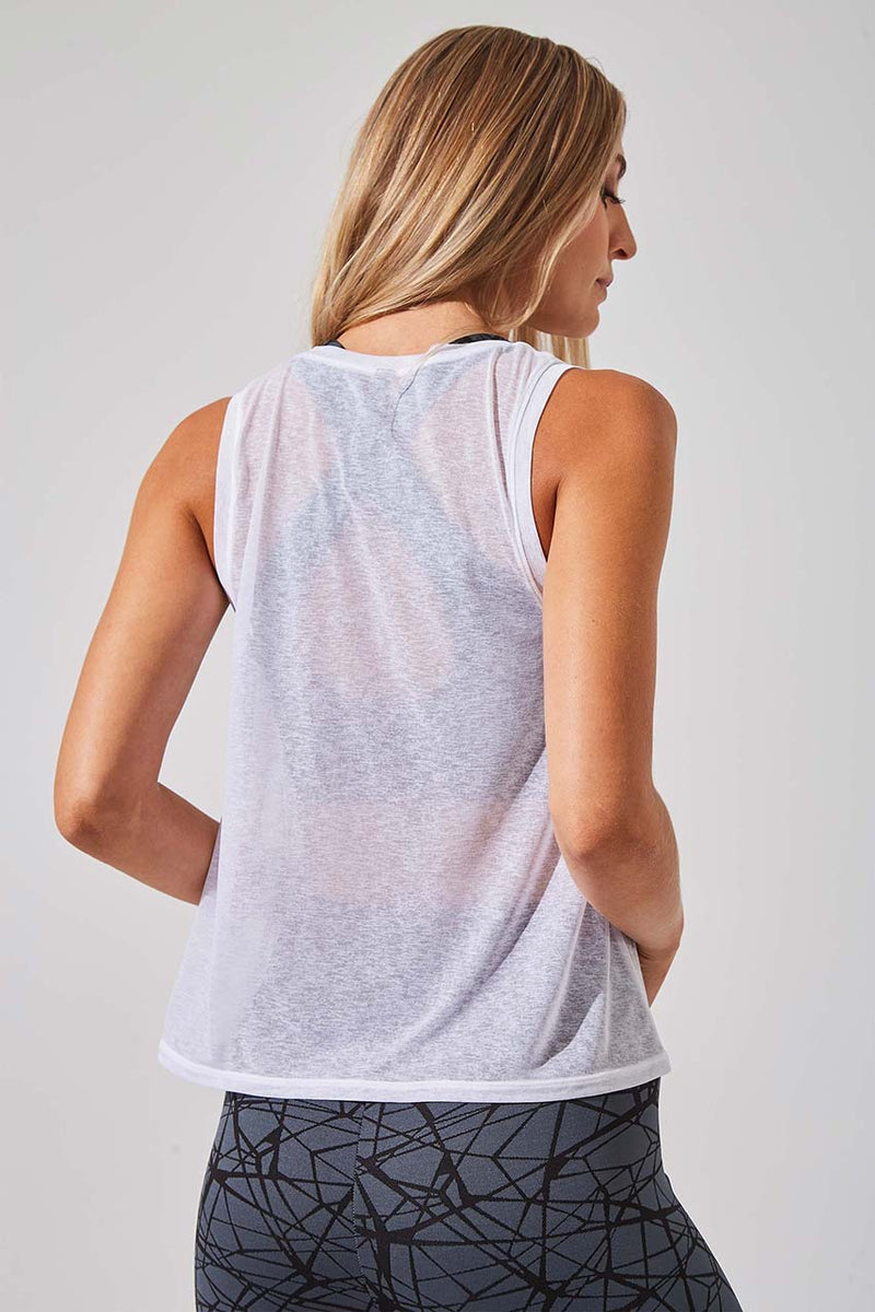 Rumble Active Cropped Tank