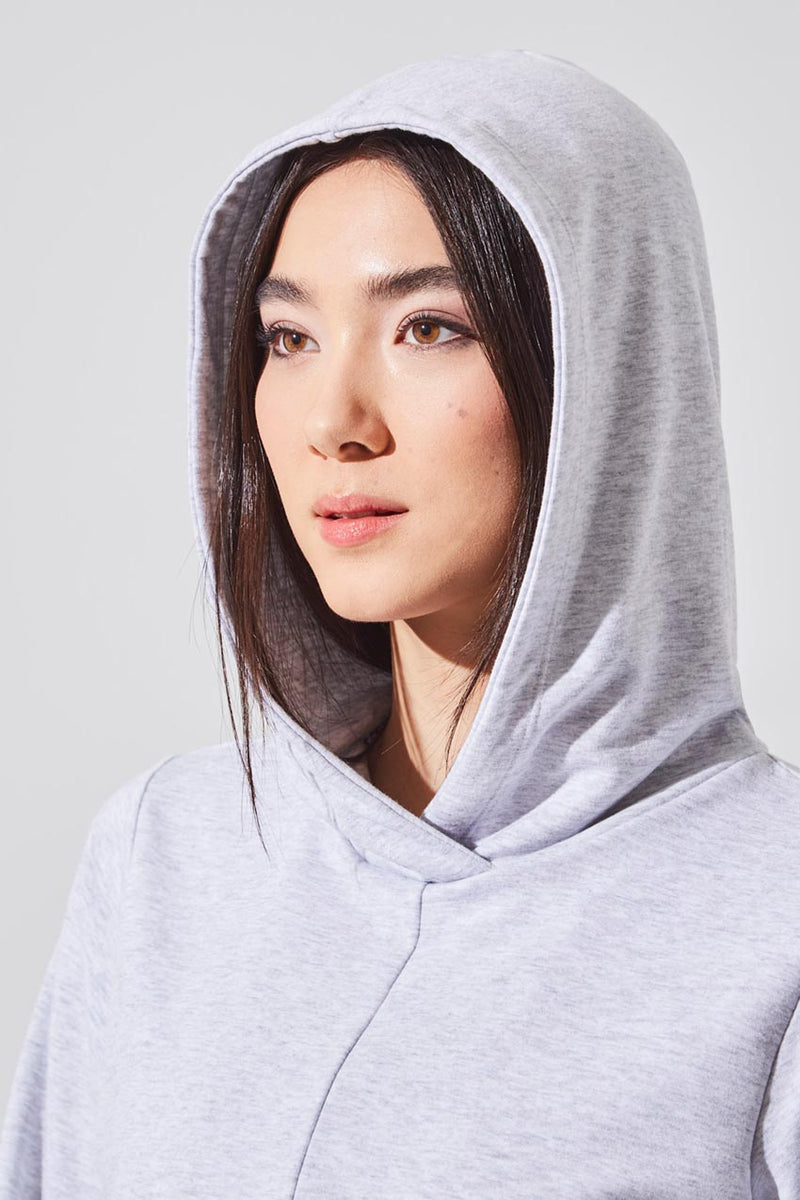 Enamor Recycled Polyester Relaxed Hoodie