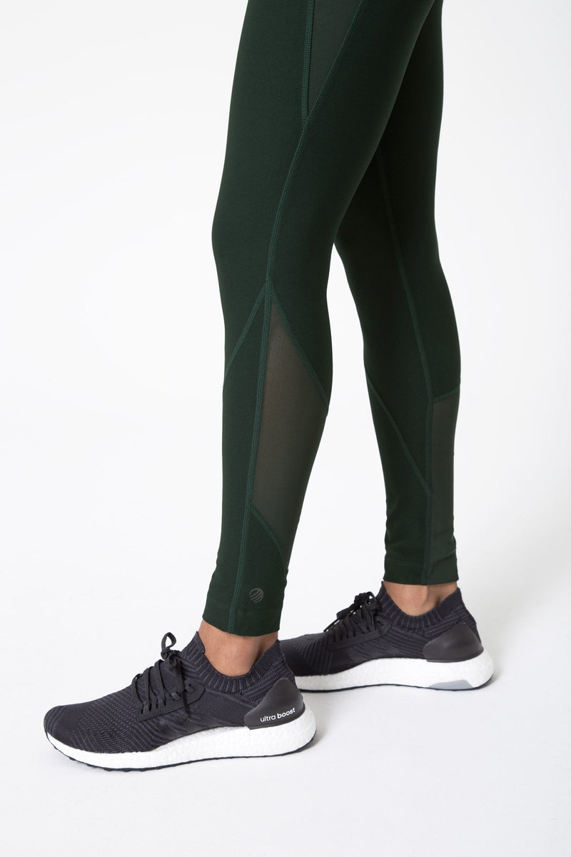 Coach Side Pocket Legging
