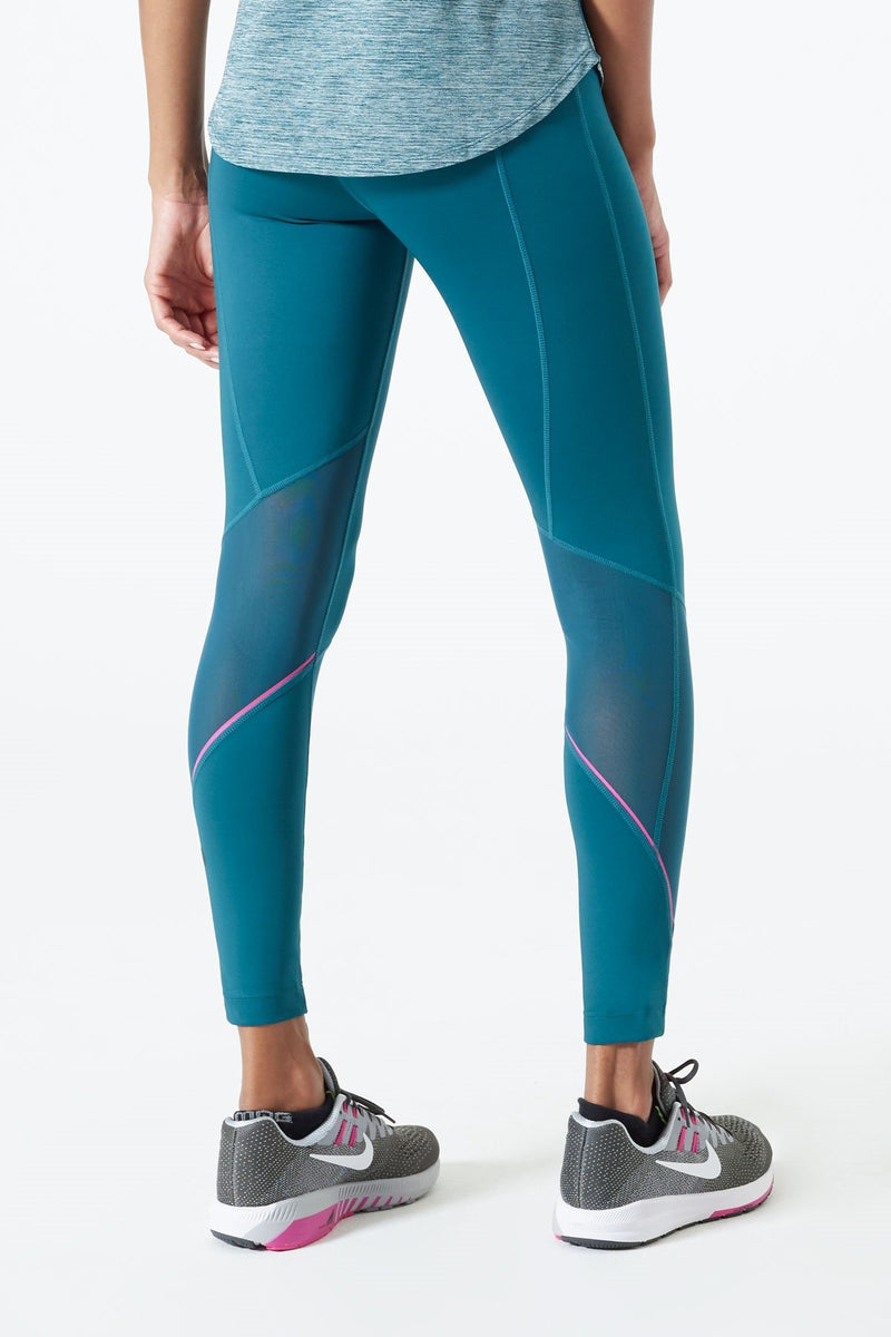 Lateral 7/8 Run Legging