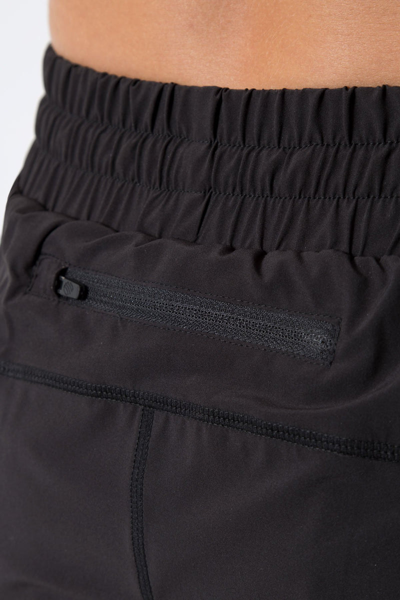 Aurora Run Short with Liner