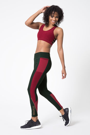 Roster 2.0 7/8 Color Block Legging