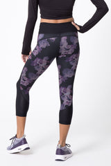 Neo 3.0 Floral Print High Waisted Capri