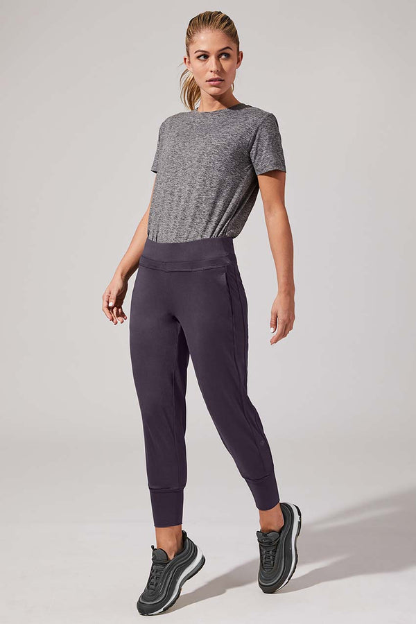 Embrace Recycled Polyester Cropped Jogger