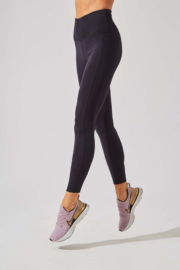 Blast-Off High Waisted Recycled Polyester Legging