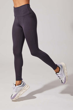 Prosper High Waisted Recycled Nylon 7/8 Legging