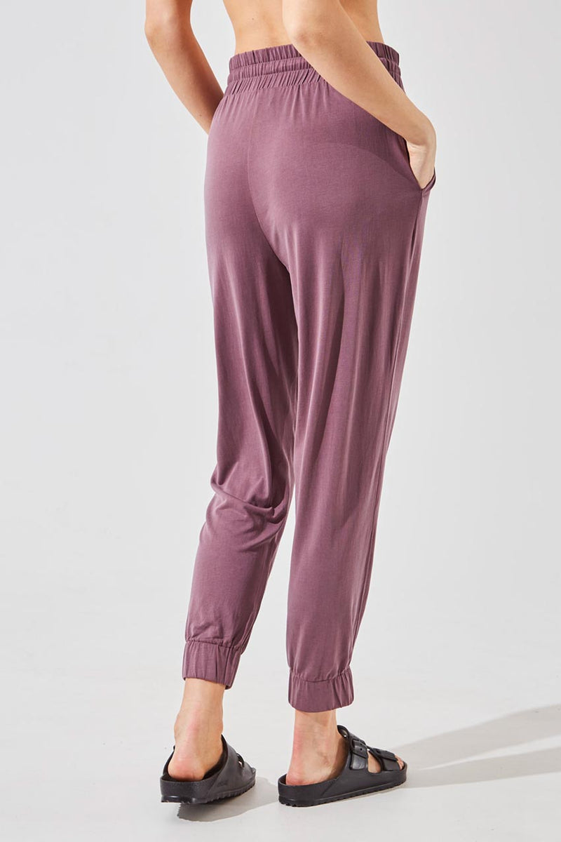 Stride On Natural Modal Relaxed Pant