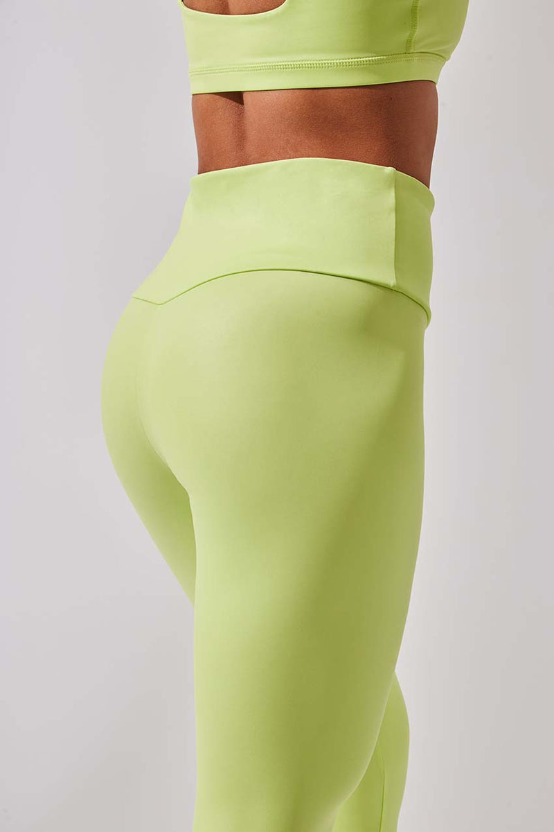 Strive High Waisted Recycled Polyester 7/8 Legging