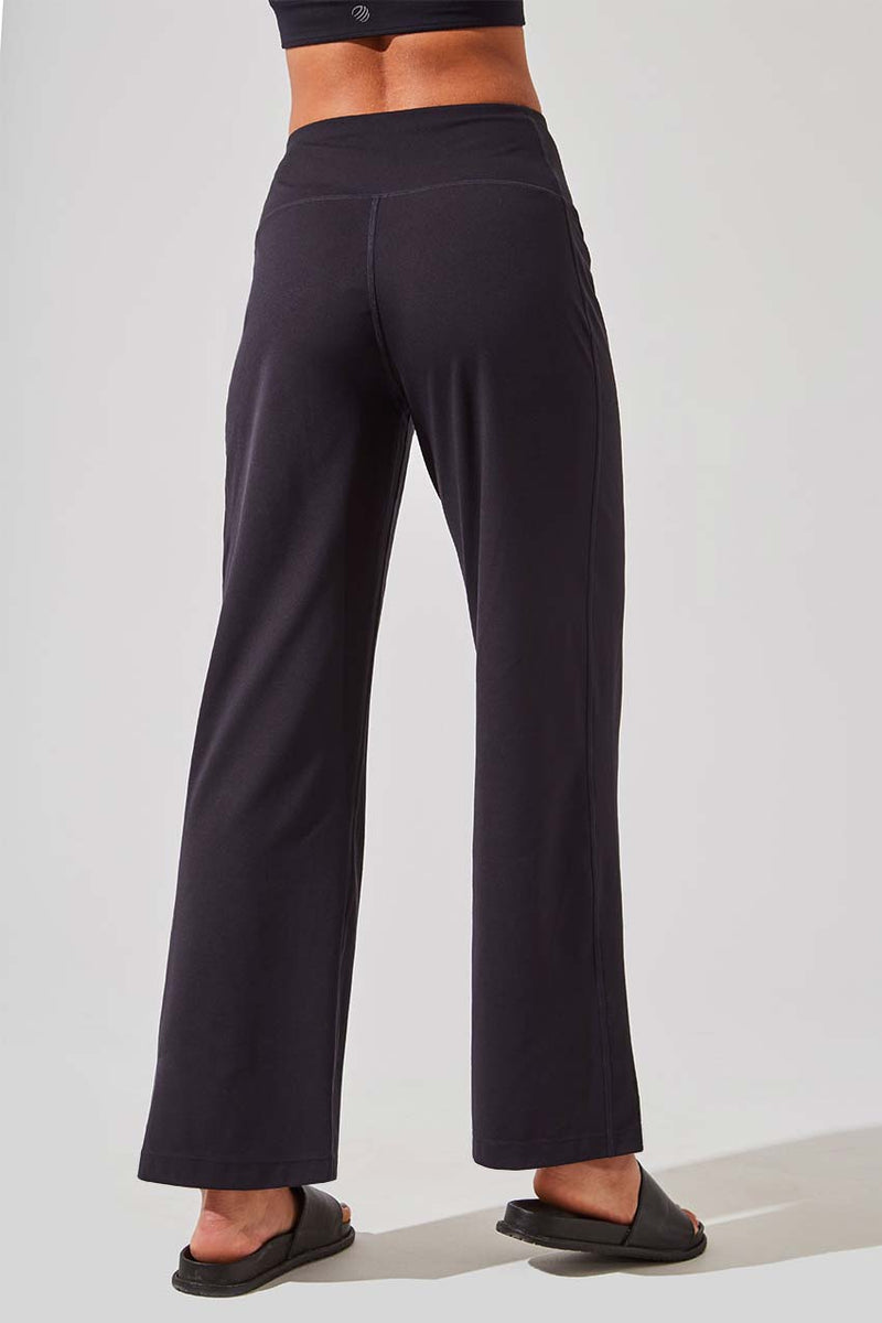 Mission Recycled Polyester Wide Leg Pant