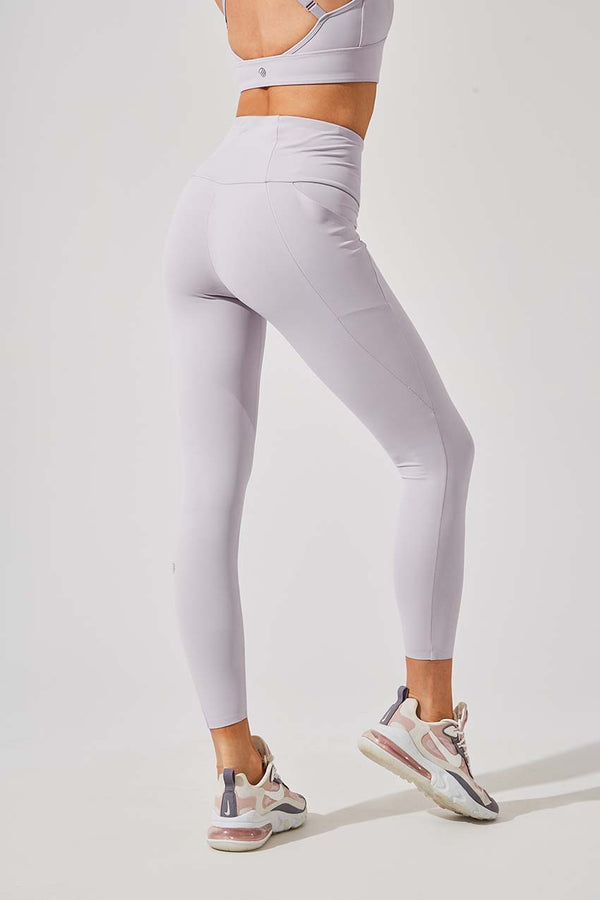 Down Dog High-Waisted Recycled Nylon 7/8 Legging