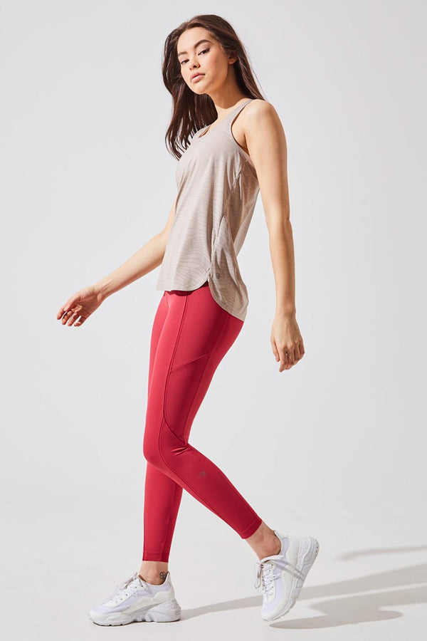 Accelerate Ultra-High Waisted Recycled Nylon 7/8 Legging