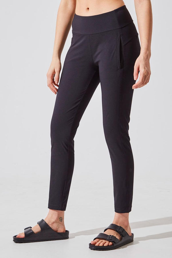 MPG Sport women's Nimble Hybrid Pant in Black